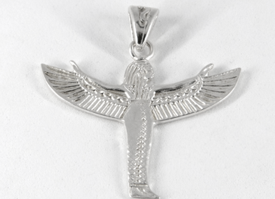 Jewelry - PENDANT GODDESS ISIS STERLING SILVER - BEN AZRI