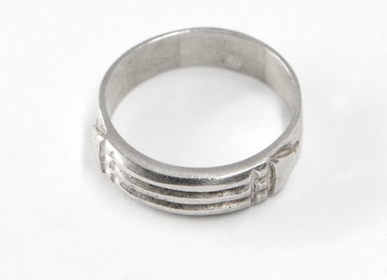 Jewelry - ATLANTE RING STERLING SILVER - BEN AZRI