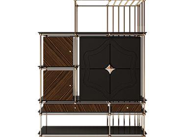 Bookshelves - Vegas Cabinet - PORUS STUDIO