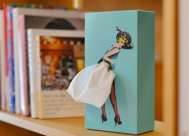 Design objects - Tissue-up girl - PA DESIGN