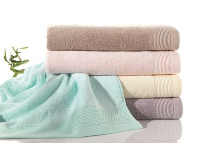 Bath towel - Bamboo Towel - SOFT COTTON