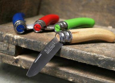Knives - L'ALPAGE 7,5 cm ENFANT - Couteaux à virole bloquante - VERDIER COUTELLERIE