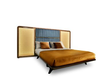 Beds - Franco Bed  - COVET HOUSE