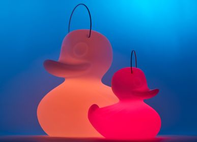 Moveable lighting - The Duck Duck Lamp XL, White  - GOODNIGHT LIGHT