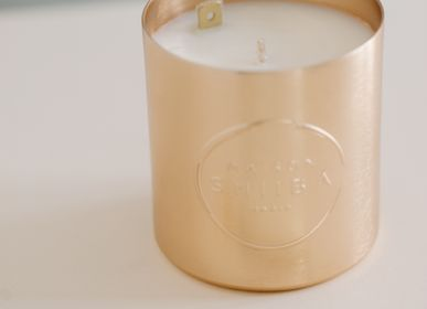 Candles -  Scented Candle with secret message  - MAISON SHIIBA PARIS