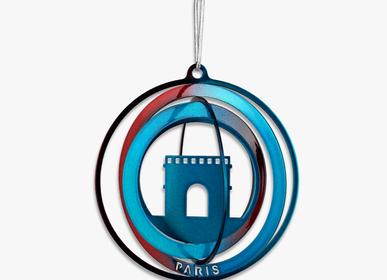 Décorations de Noël - Boule de Noel 3D - LEFEVRE PARIS