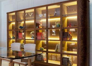 Bibliothèques - BIBLIOTHÈQUE MANHATTAN - MOBI