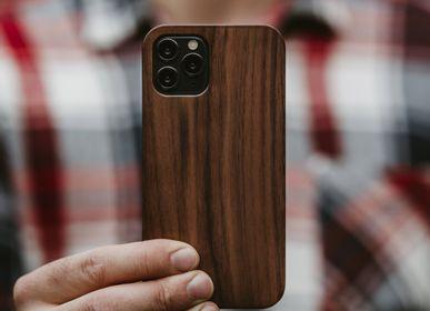 Objets de décoration - Coque iPhone en bois - OAKYWOOD