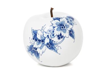 Design objects - NATURE ø 12 CM decorative item - ROYAL BLUE COLLECTION®