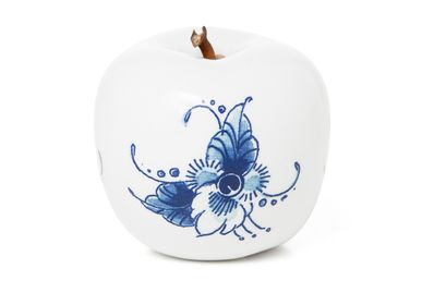 Design objects - NATURE FLEUR/TULIP ø 6 CM decorative item - ROYAL BLUE COLLECTION®