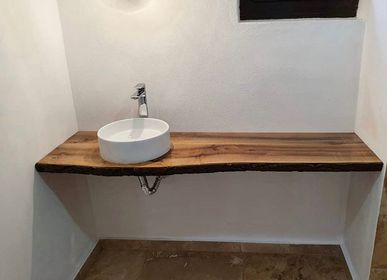 Shelves - Solid Wood Board, Oak - MASIV_WOOD