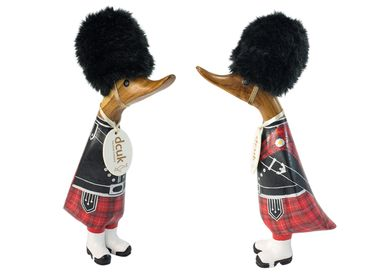 Decorative objects - Scottish Guard Duckling - DCUK