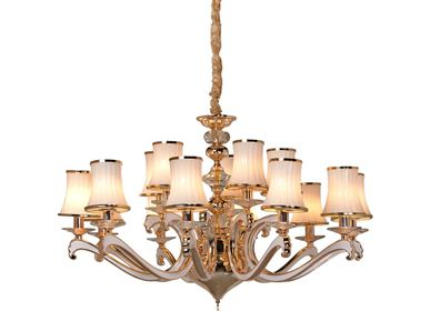 Ceiling lights - LINE VINTAGE D'OR - K-LIGHTING BY CANDIBAMBU