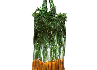 Bags / totes - Vegetable bag - Carrots bag - MARON BOUILLIE