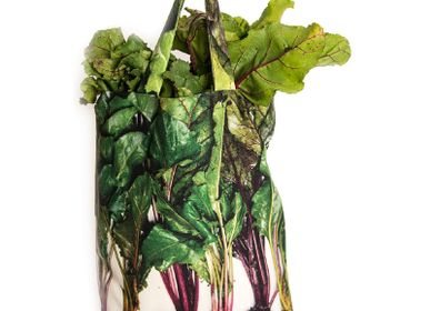 Bags / totes - Vegetable bag -  Beetroots bag - MARON BOUILLIE
