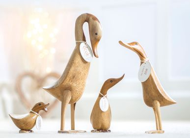 Decorative objects - Natural Finish Ducklets - DCUK