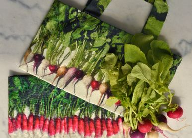 Homewear - Vegetable bag - Radish bag - MARON BOUILLIE