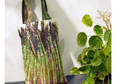 Bags / totes - Vegetable bag - Asparagus bag - MARON BOUILLIE