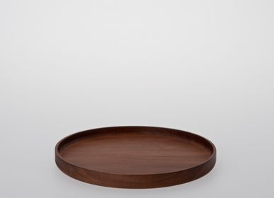 Trays - Taiwan Acacia Round Tray 198 mm - TG