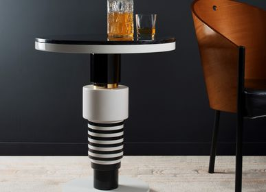 Design objects - Vienna Pedestal Table - CASALTO