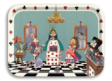 Trays - Alice in Wonderland - Trays  - AVENIDA HOME