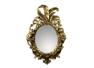 Mirrors - Golden Tropical Mirror - CHEHOMA
