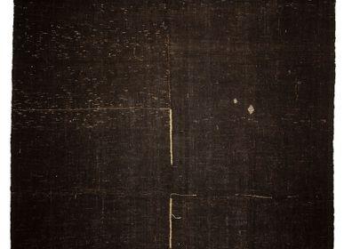Tapis contemporains - TAPIS NOIR ET BLANC - OLDNEWRUG