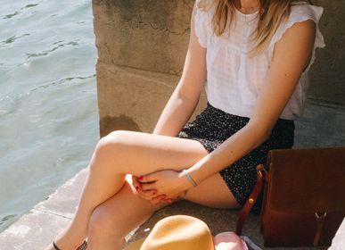 Travel accessories / suitcase - Micro-umbrella - Pink - MADELEINE - ANATOLE