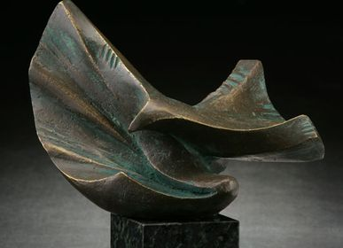 Sculpture - Flying in the sky - GALLERY CHUAN