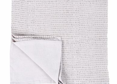 Bed linens - Ecorce Pillowcase - Washed Linen 65 x 65 cm - CONSTELLE HOME