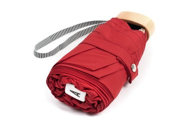 Travel accessories / suitcase - Micro-umbrella - Red - DAUPHINE - ANATOLE