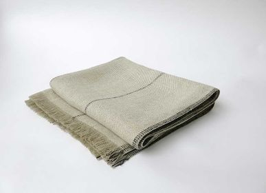 Decorative objects - Throw blanket Abans - TEIXIDORS