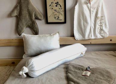 Coussins - Taie d'oreiller - Taie d'oreiller enfant en jersey anti-roulis - BEKUME