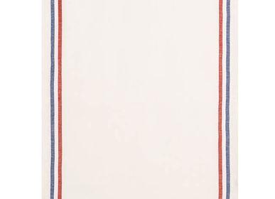 Torchons textile - Tricolore / Torchon lin - COUCKE