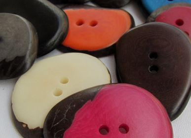 Jewelry - Corozo button Vegetal Ivory - Tagua nut - TIERRATAGUA & CREATIERRA