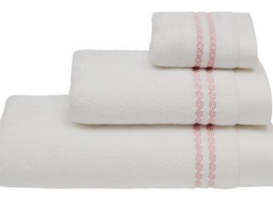 Serviettes de bain - Serviette Chaine - SOFT COTTON