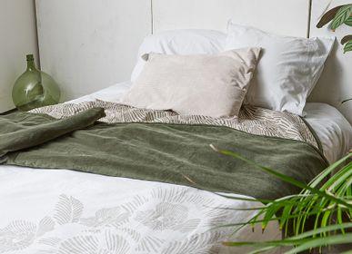 Bed linens - Camelia Duvet Cover - Cotton - 240 x 220 cm - CONSTELLE HOME