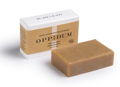 Hotel bedrooms - SOAP-CARE ORANGE THE SUN - OPPIDUM - COSMETIQUE NATURELLE