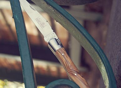 Gifts - LAGUIOLE FOLDING KNIFE ANDRE VERDIER - Deluxe - VERDIER COUTELLERIE