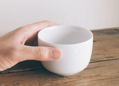 Accessoires thé / café - Tasse ronde en porcelaine 200 ml - TG