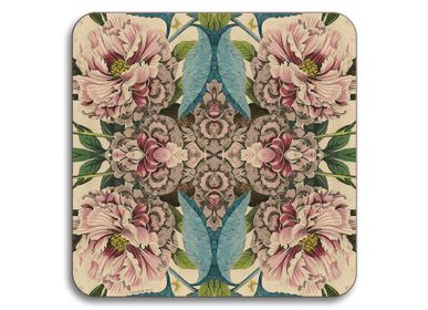 Tea and coffee accessories - Flora - Coasters  - AVENIDA HOME