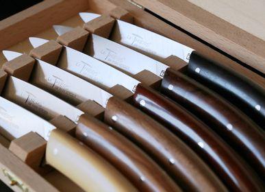 Knives - LE THIERS ANDRE VERDIER - Élégance plein manche - VERDIER COUTELLERIE