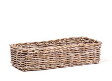 Flower pots - AD934 - Rectangular basket - MAISON PEDERREY / TONI VAN PARIJS