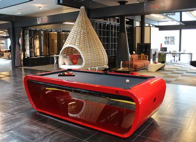 Design objects - Pool table design Blacklight - BILLARDS ET BABY-FOOT TOULET