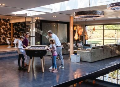 Design objects - Foosball table The Pure - BILLARDS ET BABY-FOOT TOULET
