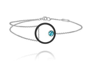 Bijoux - Bracelet Cercle.  - INSOLITE JOAILLERIE