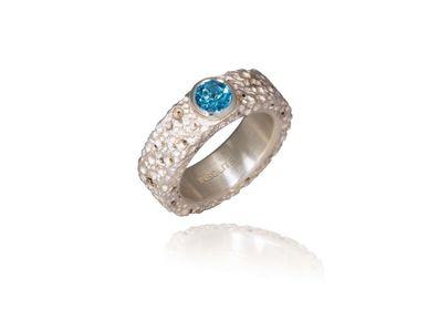 Jewelry - Vulcano Lux ring - L'ATELIER DES CREATEURS