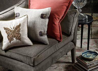 Cushions - Maroc Buckle Cushion - DE LE CUONA