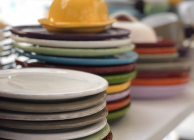 Everyday plates - Osteria | Hand Painted  - ARCUCCI TRADE SRL