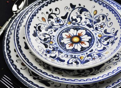 Everyday plates - Taormina | Ceramic Tableware - ARCUCCI TRADE SRL